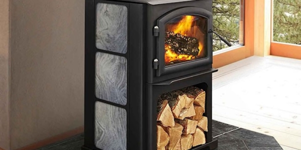 Quadra-Fire 3100 Wood Fireplace